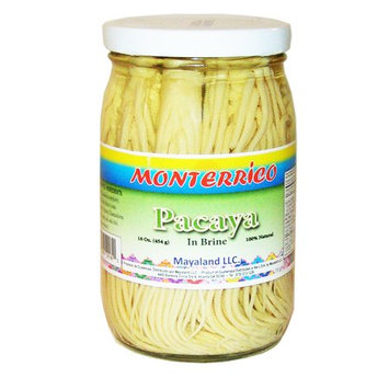 Monterrico Bamboo Shoots in brine 16 oz (Pack of 6)