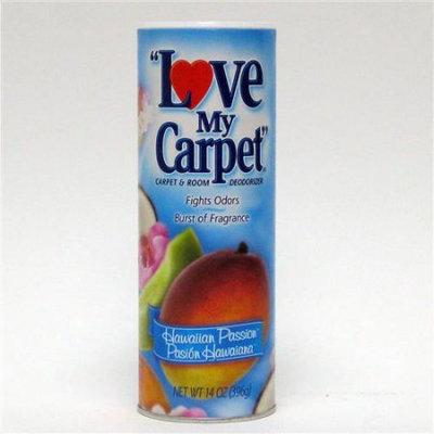 Love My Carpet Hawaiian Passion Carpet Deodorizer