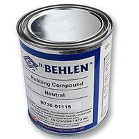 Behlen Rubbing Compound - Pt.