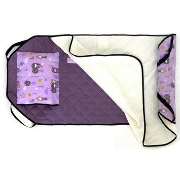 Urban Infant Toddler Nap Mat - Violet