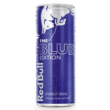 Red Bull Na Red Bull Blue Edition, Energy Drink, 12-Fluid Ounce Cans, 24 Pack