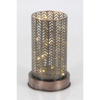 Benzara Radiant Led Lantern