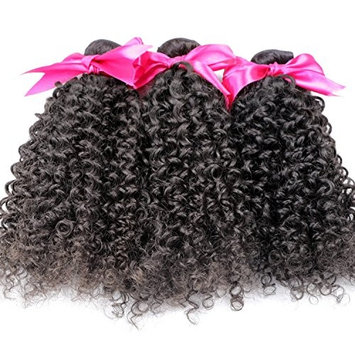 Original Queen 100% Brazilian Unprocessed Virgin Kinky Curly Human Hair Weave 3 Bundles Deep Curly Hair Extensions Mixed Length 22 22 22inches