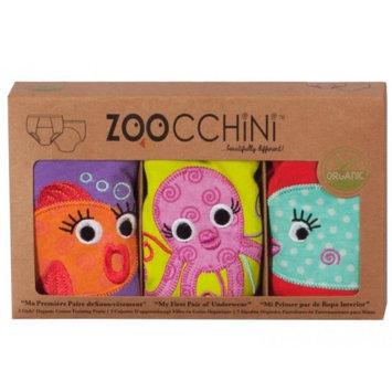 Babies R Us Zoocchini Organic Training Pants Ocean 2T/3T