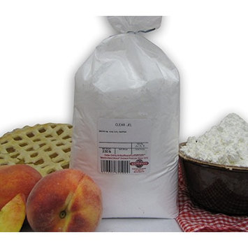 Kauffman Fruit Farms Clear Jel For Canning (Cook Type) Thickener, Bulk 2.5 Lb. Bag (Pack of 2).