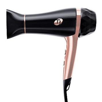 T-3 Featherweight 2 Hair Dryer, Black Rose G