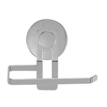 Everloc Solutions Suction Cup Toilet Roll Holder