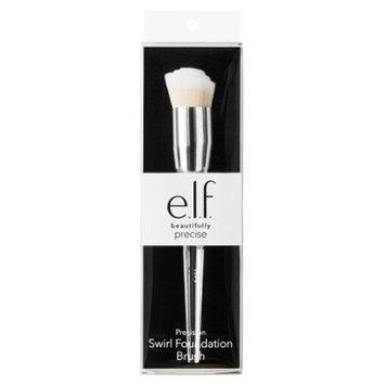 e.l.f. Beautifully Precise Foundation Swirl Brush