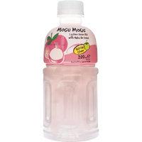 MOGU MOGU Lychee Flavored Drink With Nata De COCO 320ml