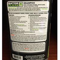Alliance Gator Clean Shampoo for Pavers & Patios 1 Gal