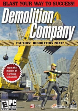 TRI SYNERGY INC 11457 Demolition Company Win 95#44;98#44;Me#44;2000#44;Xp#44;Vista#44;Win 7/Mac X#44;10.4.9
