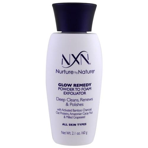 Nurture by Nature NxN™ Glow Remedy Powder to Foam Exfoliator -- 2.1 oz
