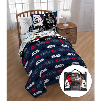 Star Wars-lucas Star Wars Classic 5-piece Bed In A Bag W