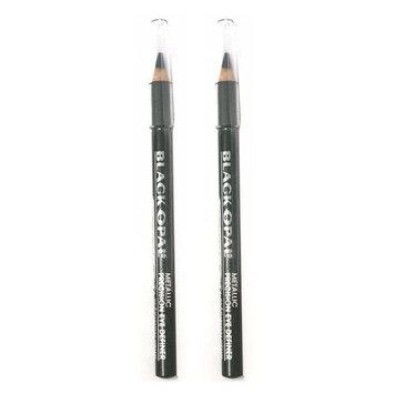 Set of 2 Black Opal Black Jade 0.04 Oz Precision Eye Definer Pencil 027811025770