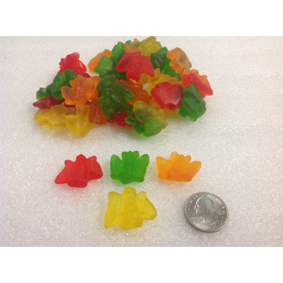Kervan Gummi Bats bulk gummy candy 2 pounds Fall Halloween Candy