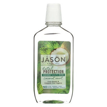 Jason Natural Jason Coconut Mint Total Protection Mouth Rinse