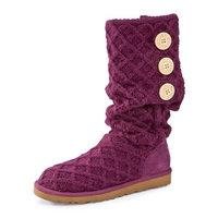 UGG Women's Lattice Cardy Boot []
