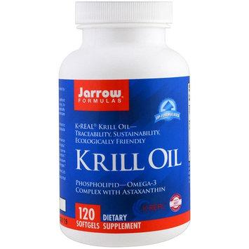 Jarrow Formulas, Krill Oil, 120 Softgels [Package Quantity : 120 Softgels]