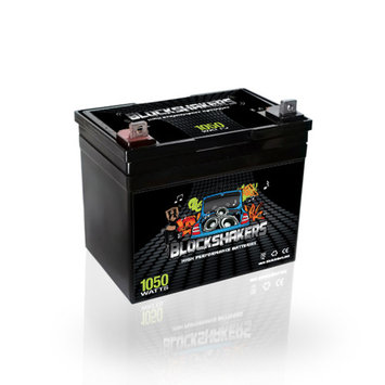 Black 12V 35AH 1050 Watts NB/T5 Audio System Battery replaces Odyssey PC1200