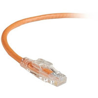 Black Box C6PC70-OR-100 Singlemode Fiber Patch Cable, Pvc Lc-Lc