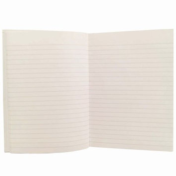 Stewart/superior Stewart Superior RSHESS01 6 x 8 in. Root & Seed Writing Journal Notebook Hessian Fabric Cover for 80 Lined Pages