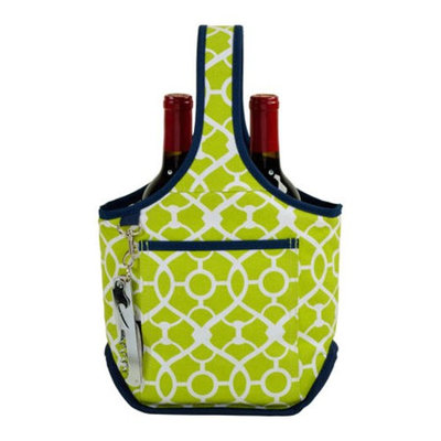 Picnic at Ascot Unisex 512 Two Bottle Carrier