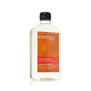 Bath Body Works Orange Ginger Energy Aromatherapy Shampoo 16 Ounce