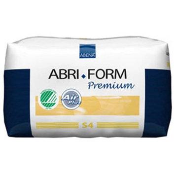 Abena AA4305 Abri-Form Premium Small Brief Breathable Cloth, 66 Per Case