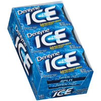Dentyne Sugarless Gum, Peppermint Flavor, 12 Pieces/pack, 12 Packs per Box