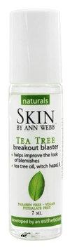 Skin by Ann Webb - Naturals Tea Tree Breakout Blaster - 7 ml(pack of 4)