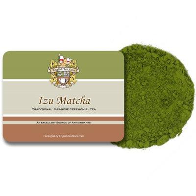 Izu Matcha Japanese Green Tea - Loose Leaf - 8oz