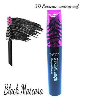 3D Fiber Lash Defining Black Mascara | Last All Day | Waterproof | 1 PCS Zebra