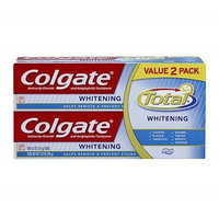 Colgate Total Plus Whitening Toothpaste 6.0 oz(pack of 6)