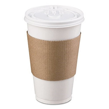 Lbp 6106 Coffee Clutch Hot Cup Sleeve Brown 1200/Carton