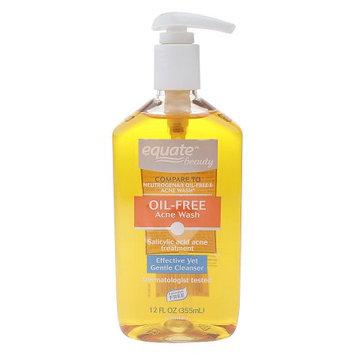 V-jon Equate Oil Free Acne Wash