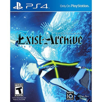 Aksys Games Exist Archive Playstation 4 [PS4]