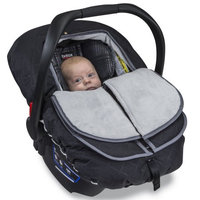 Britax B-Warm Insulated Infant Car Seat Cover - Polar