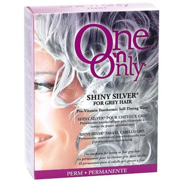 One N' Only Perm Shiny Silver Kit (Pack of 6)