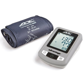 American Diagnostic Adc Advantage Automatic Blood Pressure Monitor Large Navy