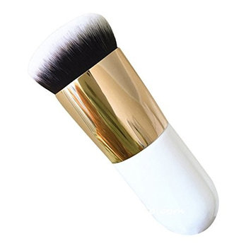 SODIAL(R)Foundation Brush Face Makeup Cosmetic Tool White+G