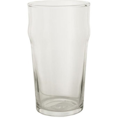DDI 2123509 Pint Glass Tumbler Case of 24