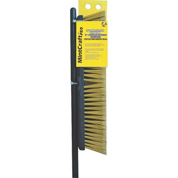 MintCraft Pro 3018 Push Broom 18-Inch Poly Bristles