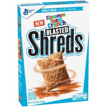 Cinnamon Toast Crunch Blasted Shreds Cereal