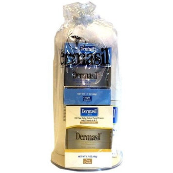 Dermasil Skin Care Treatment Set Gift Pack (5 Pieces)