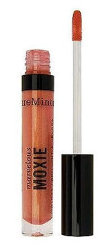 Bare Escentuals BareMinerals Marvelous Moxie Lip gloss in Rock Star, a pink peach shimmer .15 fl Oz.