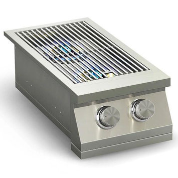 Broilchef Premium Broil Chef Premium Built-In Double Side Burner