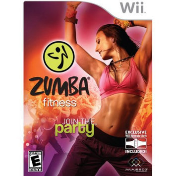 Majesco Wii 01687 Zumba Fitness - Complete Package