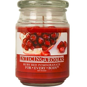 Enticing Aromas Ruby Red Pomegranate, 18 Ounce