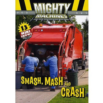 Seville Pictures Mighty Machines: Smash, Mash And Crash! (DVD)