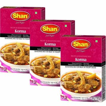 Shan - Korma Seasoning Mix (3 PACK), 50g x 3